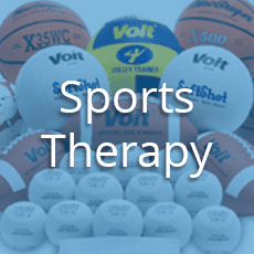 sports therapy tile