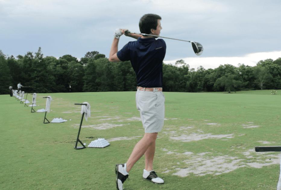 james golf
