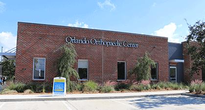 Orlando Orthopaedics Centre