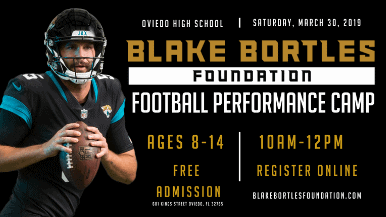 Blake Bortles Foundation