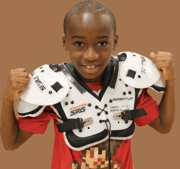 Kid Football Oocf