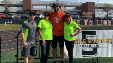Blake Bortles And Orlando Orthopaedic Center Foundations