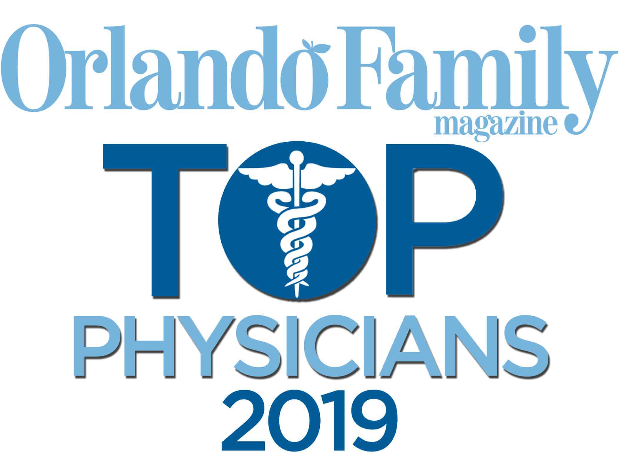 OFM Top Physicians Logo 2019