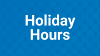 OOC 2019 Holiday Hours