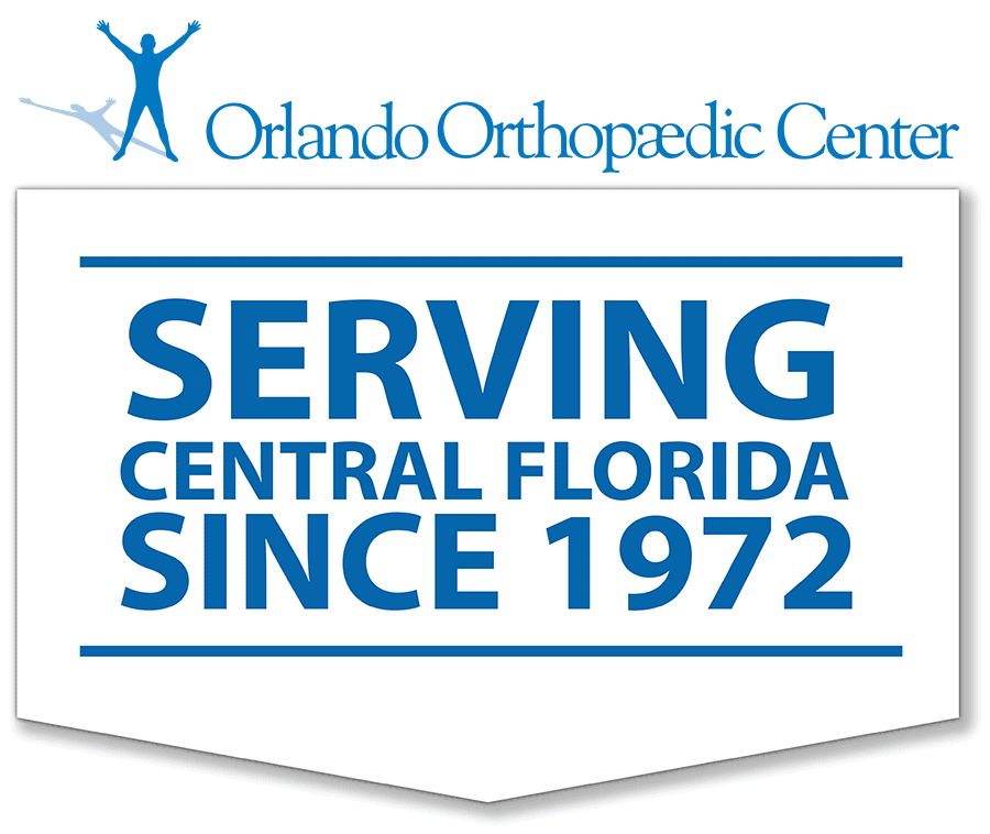 Ask for Orlando Orthopaedic by Name Center