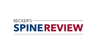 Stephen R. Goll, M.D., Featured as a Spine Surgeon Leader to Know in Becker's Spine Review (1)